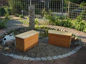 wasser im garten landschaftsgestaltung gartengestaltung gartenbau. Black Bedroom Furniture Sets. Home Design Ideas